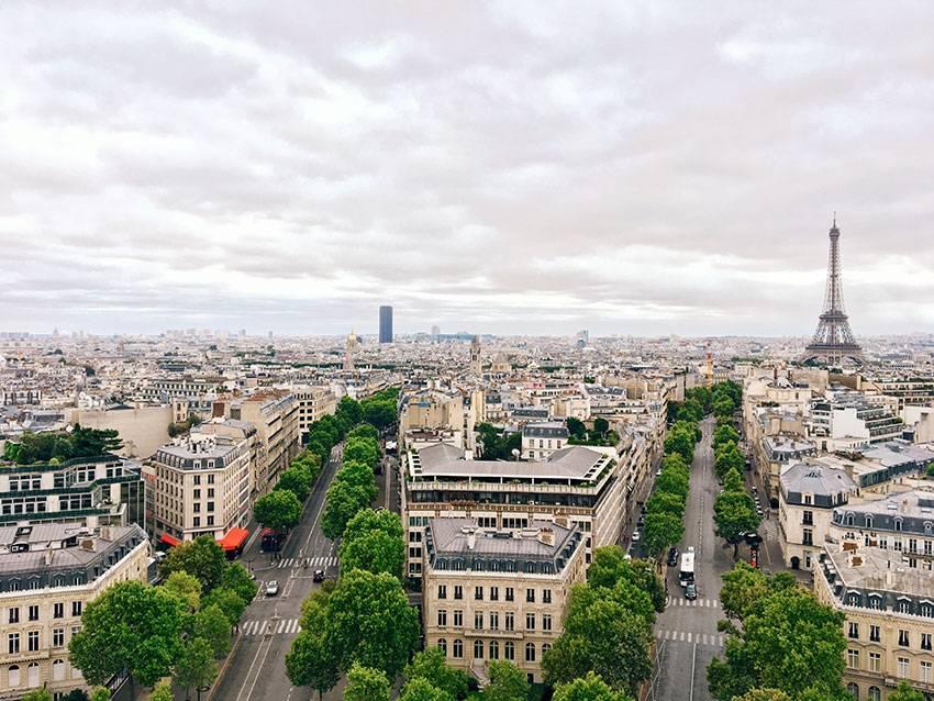 NEOMA estudia negocios en París