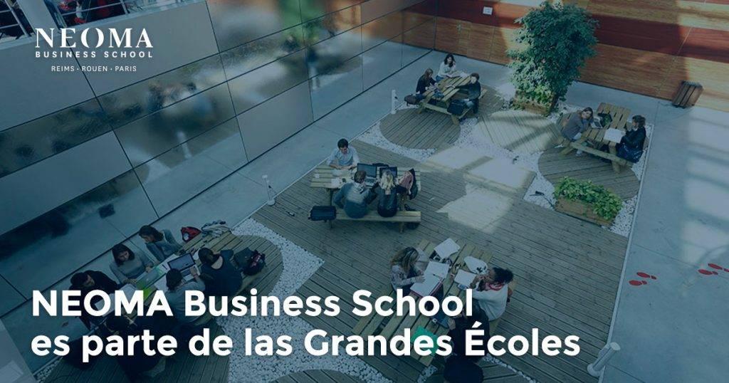 NEOMA estudia negocios en Rouen Francia
