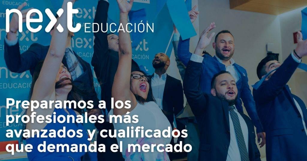 Next Educación Masters y Posgrados