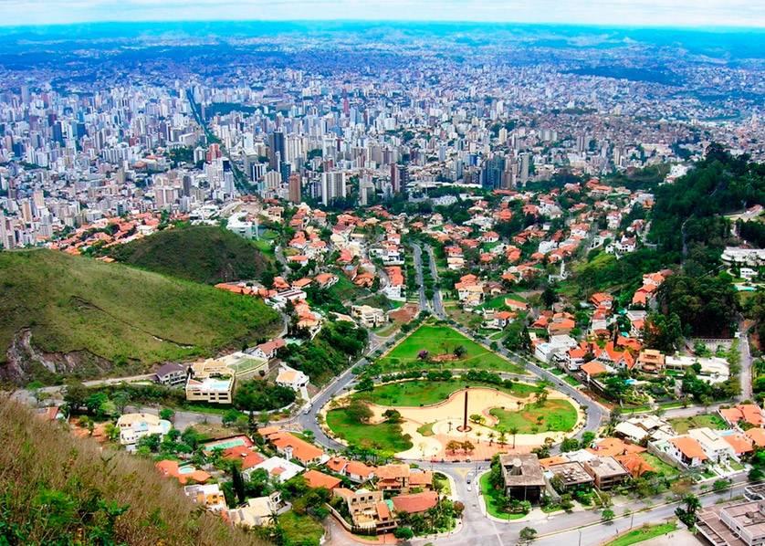 Estudia en Belo Horizonte Brasil