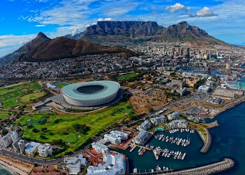Estudia en Cape Town, Sudáfrica