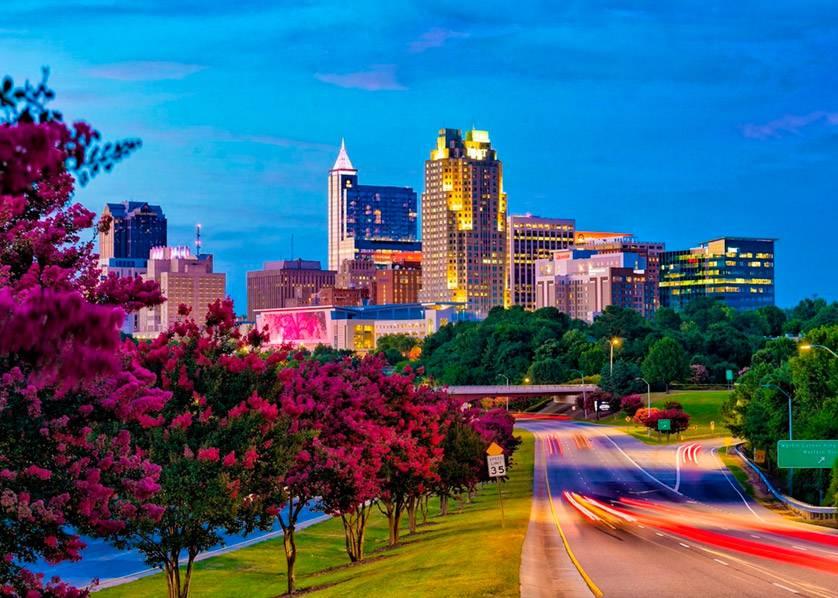 Estudia en Raleigh, NC, USA